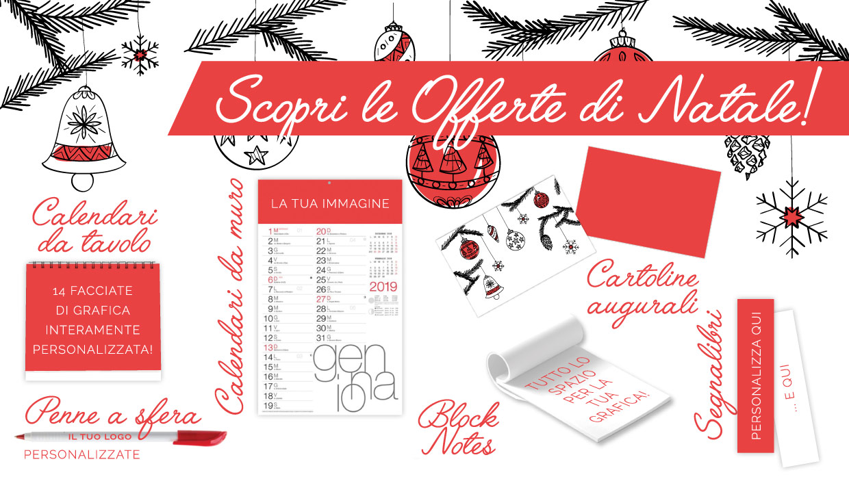 idee regalo offerte natale grafica stampa monodesign prezzi scontati promozioni natalizie regali personalizzati borgomanero novara