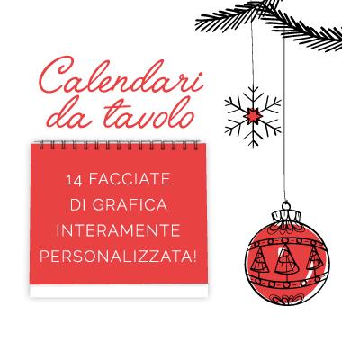 calendari da tavolo interamente personalizzati grafica e stampa borgomanero novara cressa arona