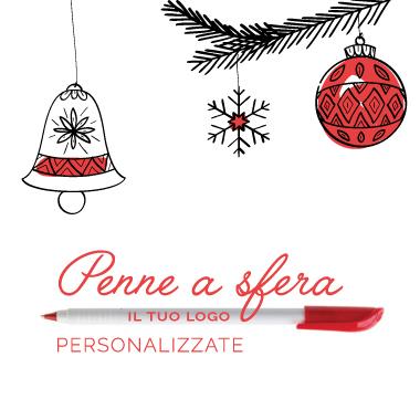 penne a sfera con stampa 1 colore grafica personalizzata borgomanero cressa novara arona